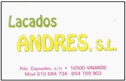 lacados andres