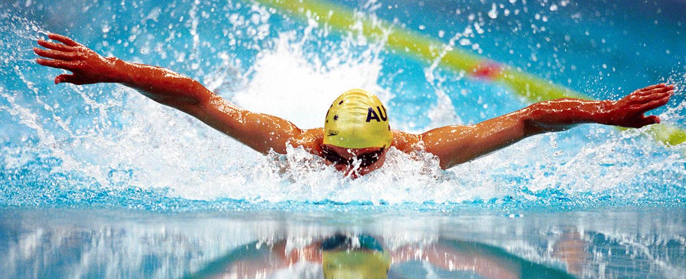 T'agrada la natació